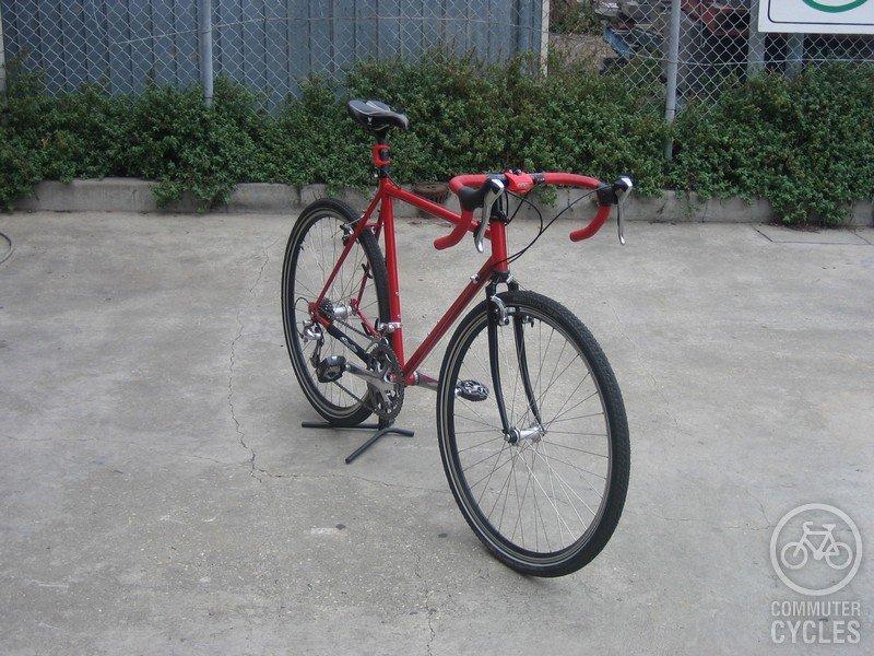 Crosscheck built as a commuter