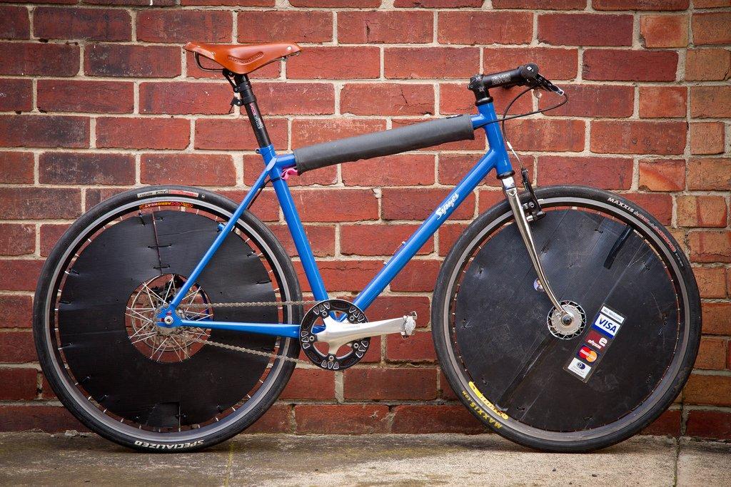 Damon Rao Polo Bike
