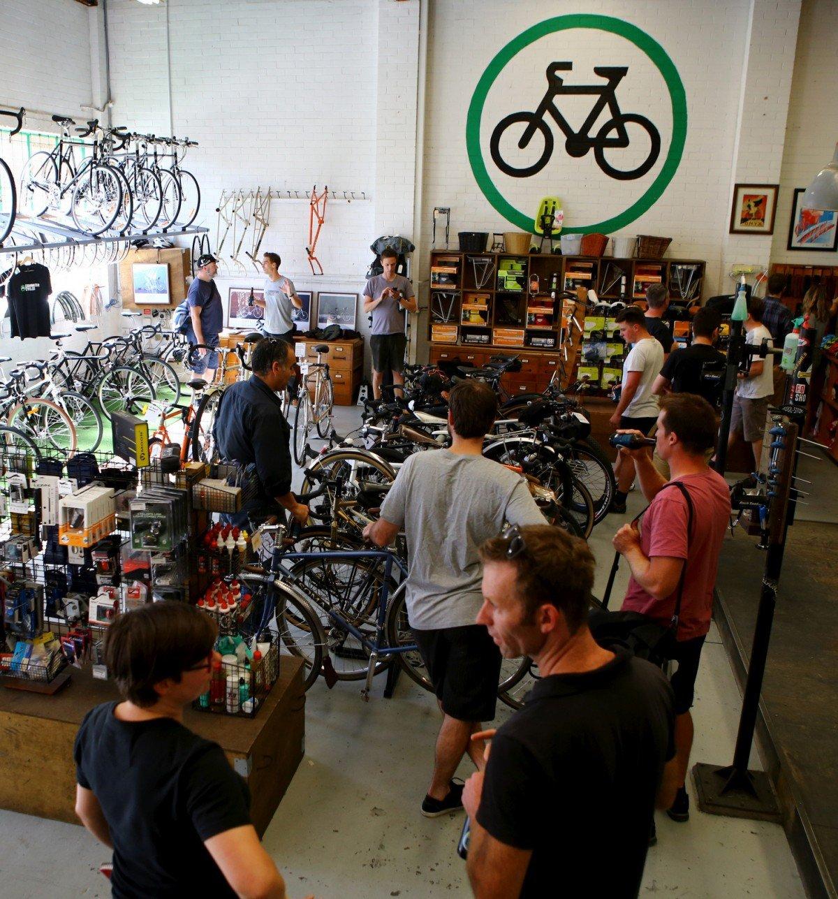 Commuter Cycles Workshop